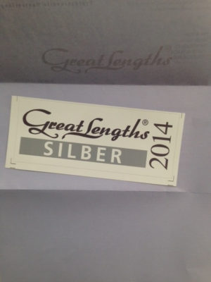 GREAT LENGTHS SILBER STATUS 2014   Hair & Style - Altbach