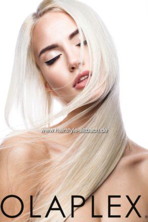 Olaplex blond